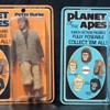 Mego Burke and Virdon action figures
