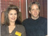 Linda Harrison and Jeff K - StarCon '98